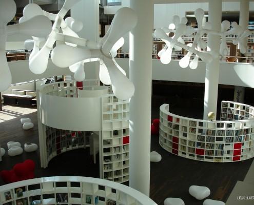 Library, Amsterdam
