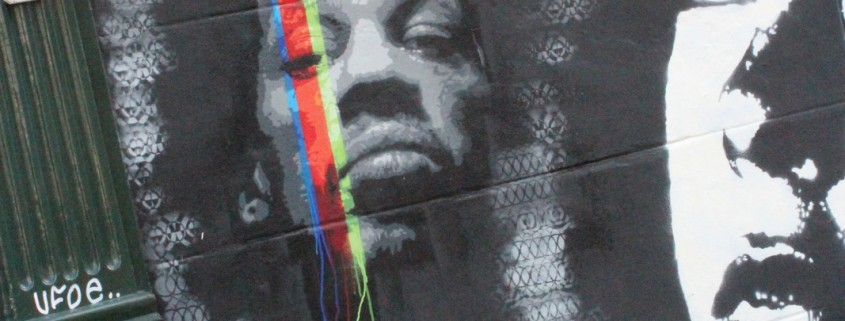 Wall Painting, Amsterdam