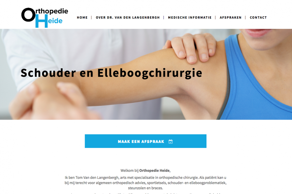 Orthopedie Heide | Antwerp