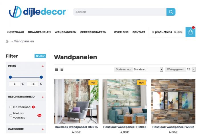 Dijle Decor | Antwerp