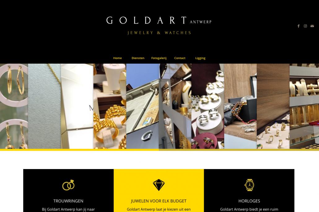 Goldart | Antwerp