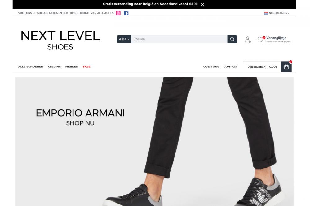 Next Level Shoes | Antwerp